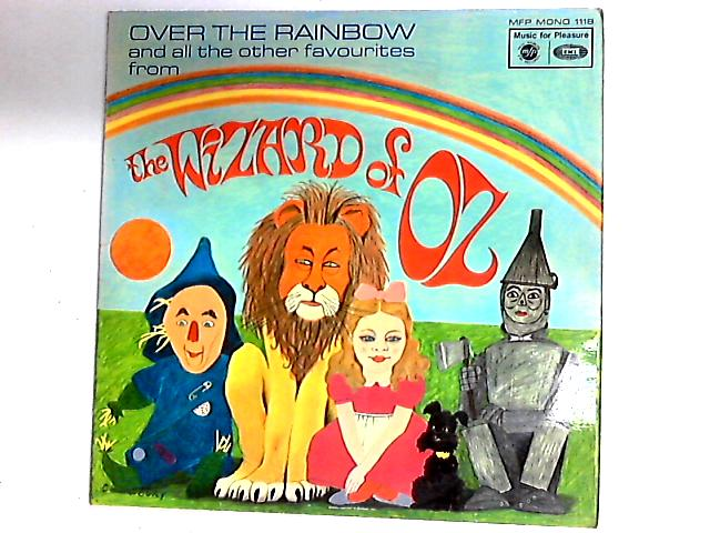 The Wizard Of Oz LP by Roberta Rex