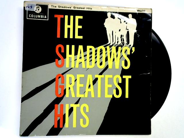 The Shadows' Greatest Hits LP 1st by The Shadows