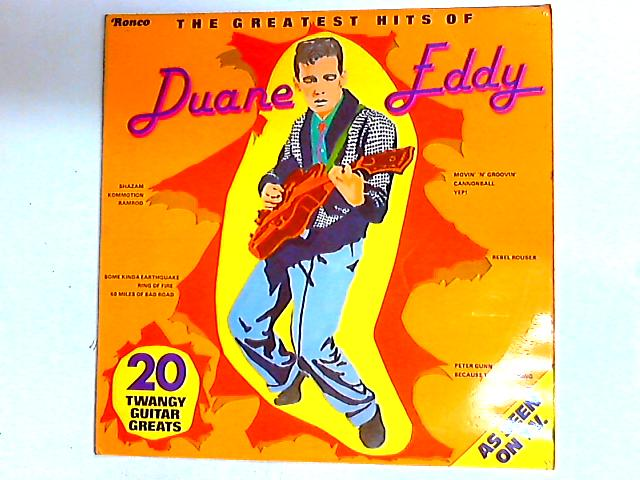 The Greatest Hits Of Duane Eddy Comp by Duane Eddy