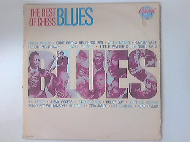 The Best Of Chess Blues by Various