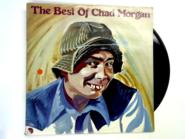 The Best Of LP by Chad Morgan