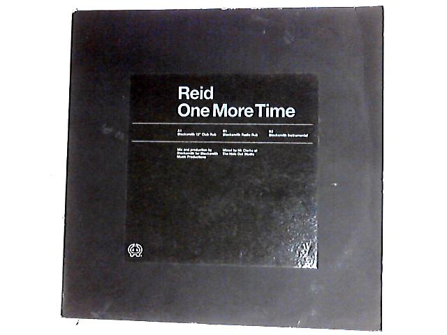 One More Time 12in By Reid