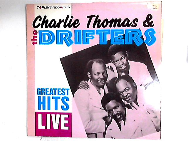 Greatest Hits Live Comp By Charlie Thomas
