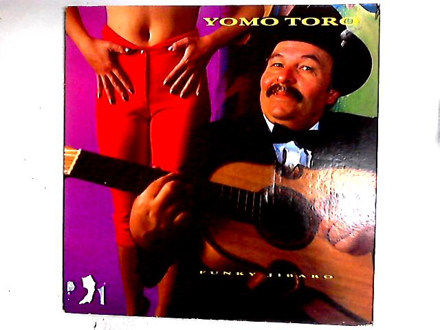Funky Jibaro LP by Yomo Toro