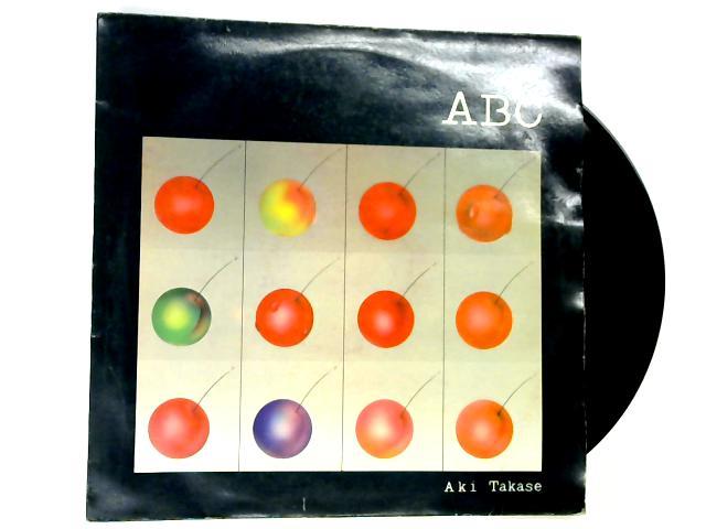 ABC LP 1st By Aki Takase