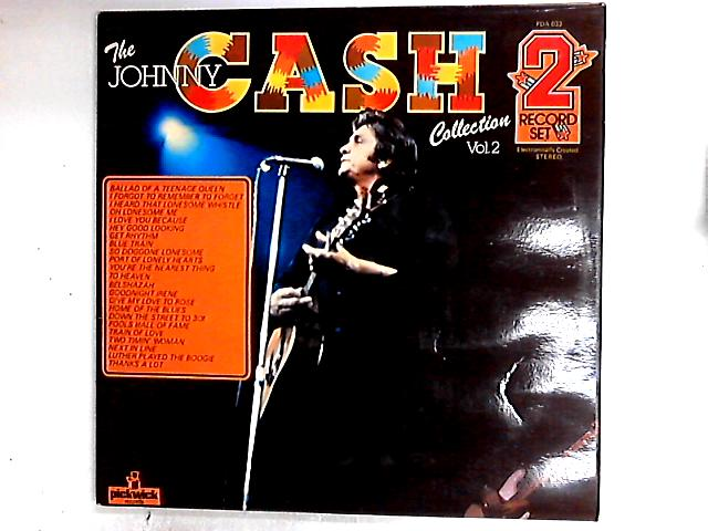 The Johnny Cash Collection - Vol. 2 2 x LP Comp by Johnny Cash