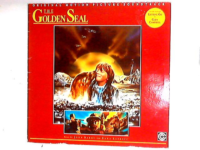 The Golden Seal (Original Motion Picture Soundtrack) LP By John Barry