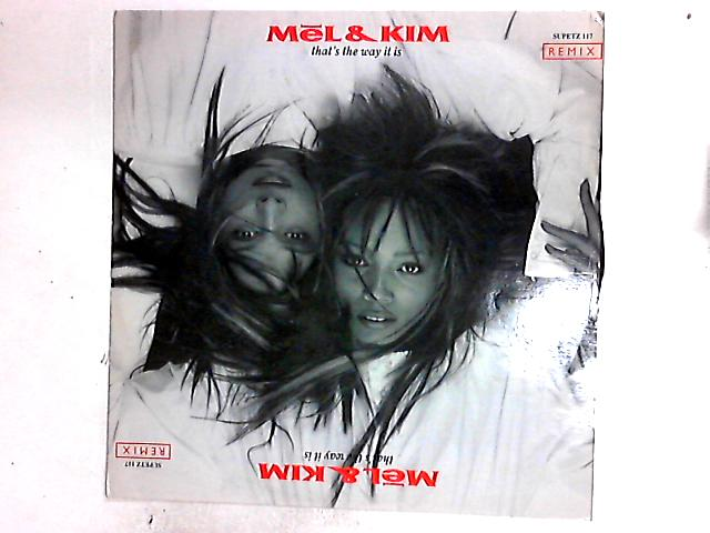 Thats The Way It Is (Remix) 12in by Mel & Kim