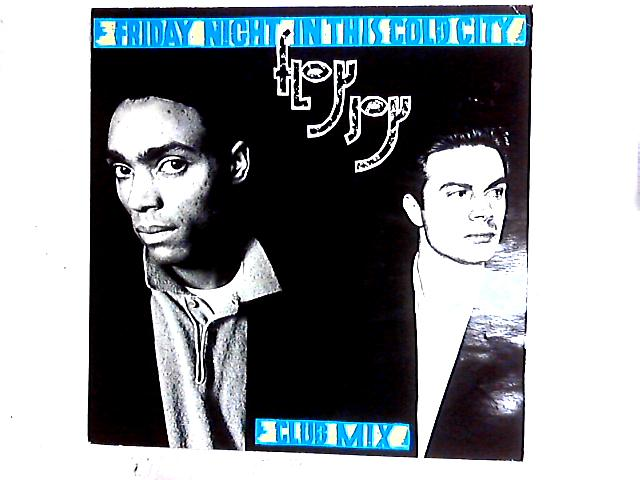 Friday Night In This Cold City 12in by Floy Joy
