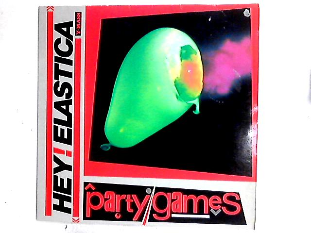 Party Games 12in by Hey! Elastica