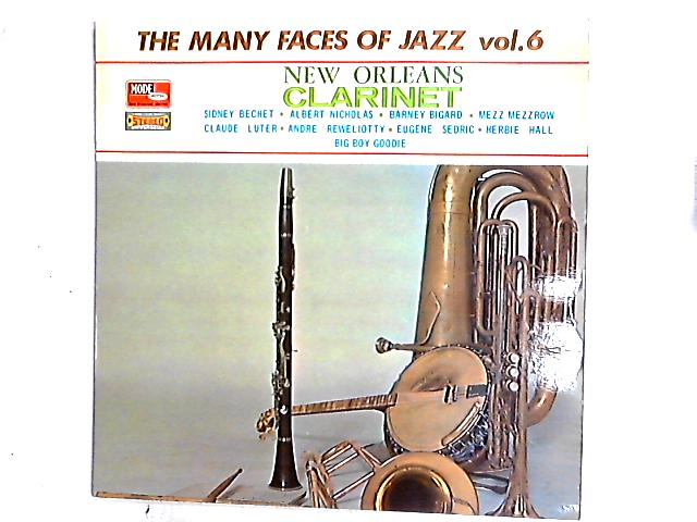 New Orleans Clarinet Comp by Various