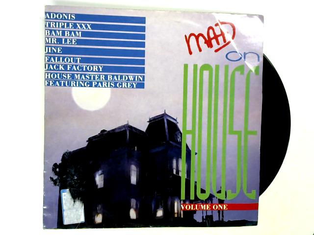 Mad On House Vol One LP 1st by Various