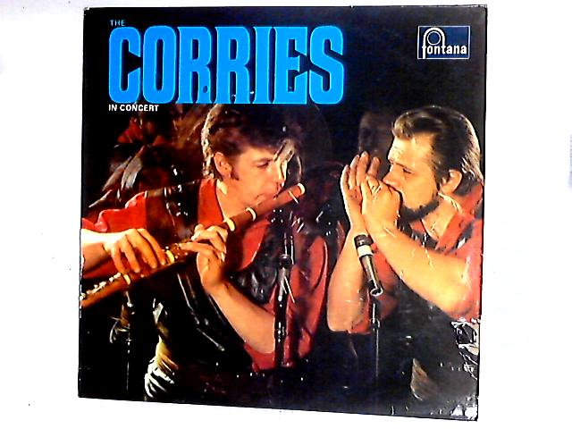 The Corries In Concert LP by The Corries