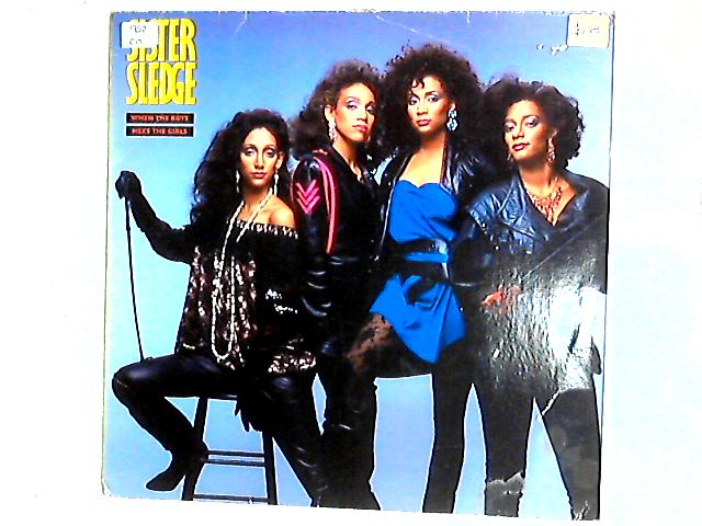 When The Boys Meet The Girls LP By Sister Sledge