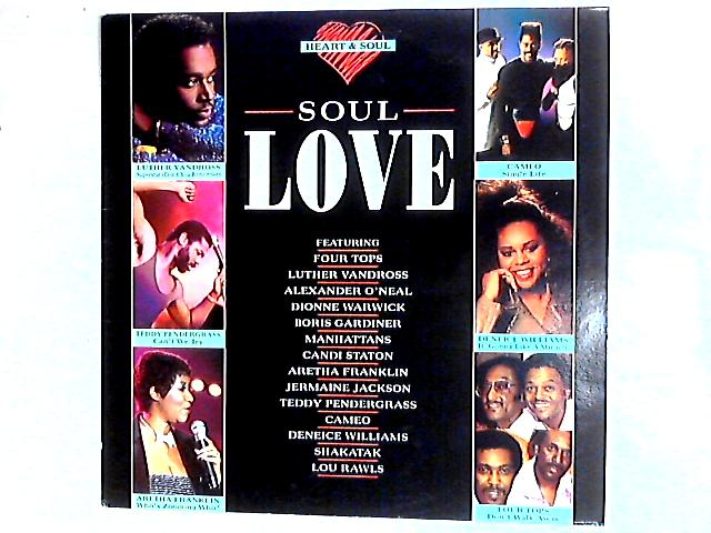 Heart & Soul - Soul Love Comp by Various