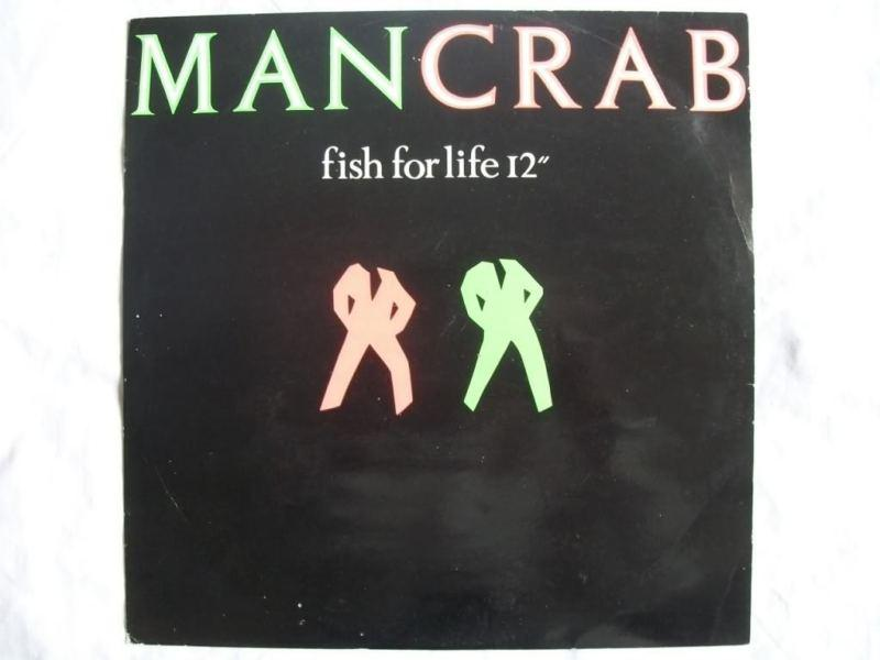 Fish For Life 12in 1st By Mancrab