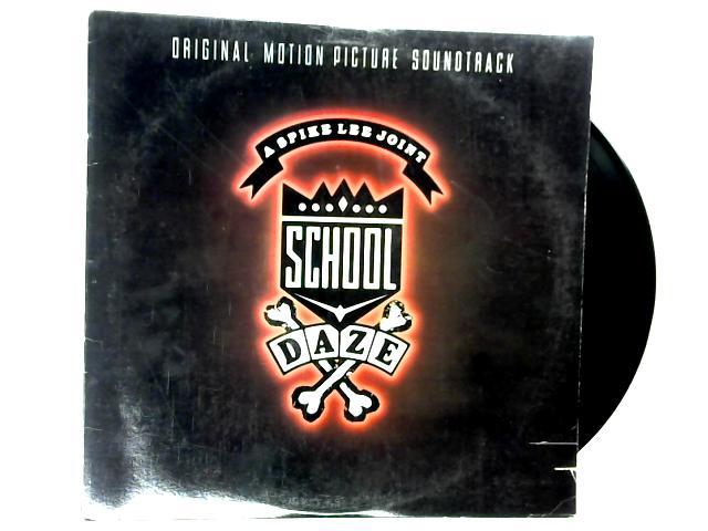 School Daze - Original Motion Picture Soundtrack LP by Various