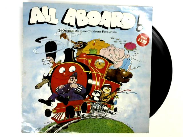 All Aboard! LP by Various