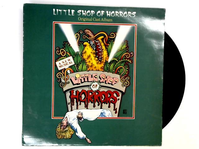 Little Shop Of Horrors - Original Cast Album LP 1st by Howard Ashman / Alan Menken