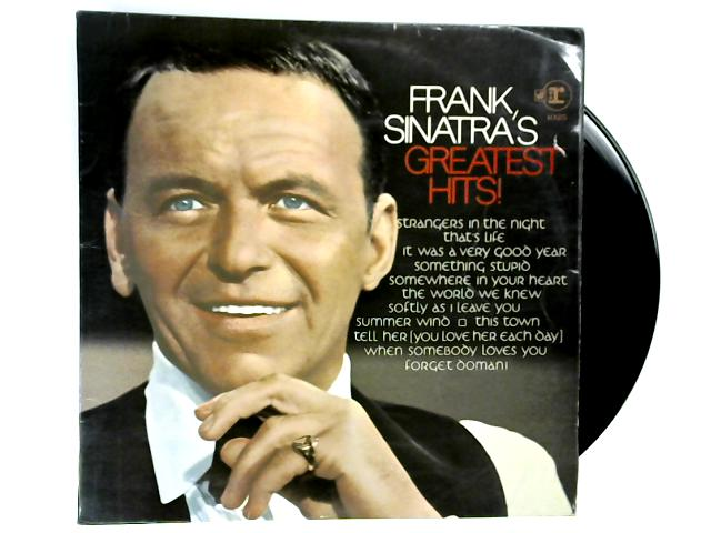 Frank Sinatra's Greatest Hits! LP 1st by Frank Sinatra