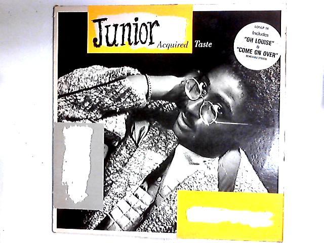 Acquired Taste LP By Junior