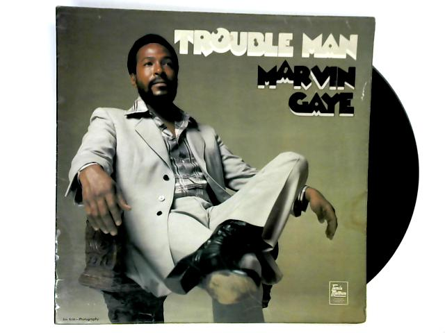 Trouble Man LP 1st by Marvin Gaye
