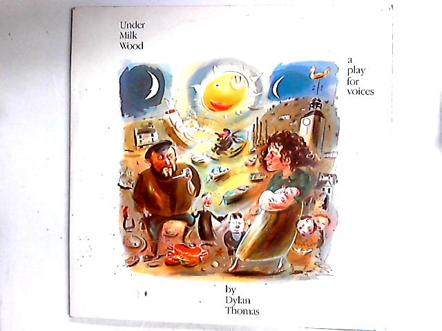 Under Milk Wood (A Play For Voices) 2 x LP by Dylan Thomas