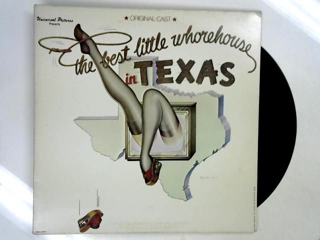 The Best Little Whorehouse In Texas LP by Original Cast