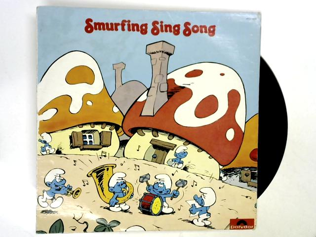 Smurfing Sing Song LP by The Smurfs