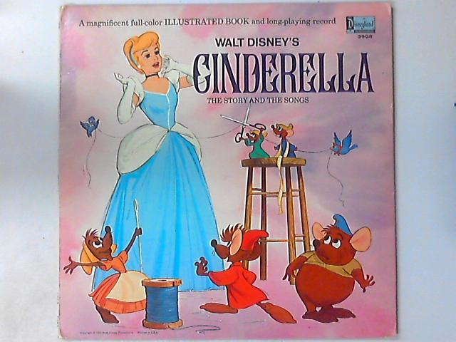 Cinderella - The Story And The Songs by Various