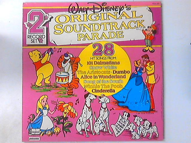 Walt Disney's Original Soundtrack Parade - Volume 2 by Various