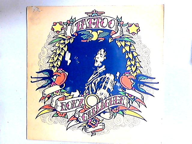 Tattoo LP by Rory Gallagher