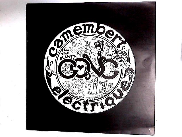 Camembert Electrique LP by Gong