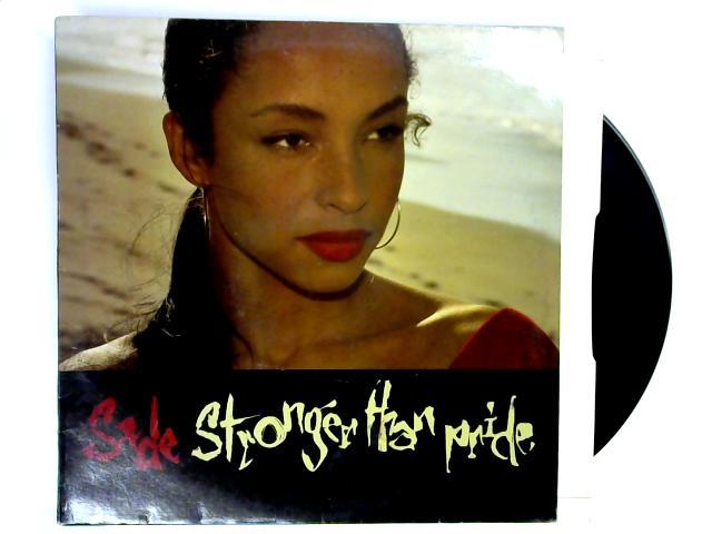 Stronger Than Pride LP by Sade