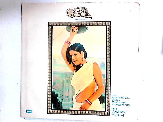 Satyam Shivam Sundaram LP by Laxmikant-Pyarelal
