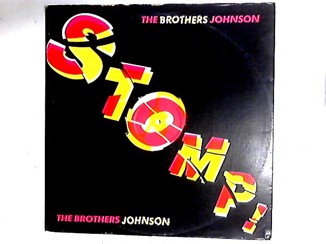 Stomp! 12in by Brothers Johnson