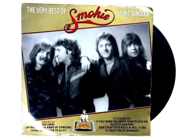 The Very Best Of Smokie LP 1st by Smokie