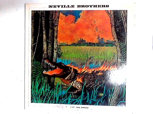 Fiyo On The Bayou LP by The Neville Brothers