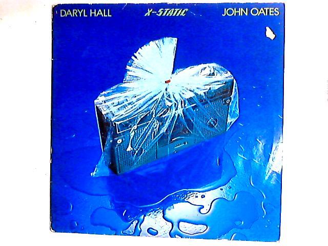 X-Static LP by Daryl Hall & John Oates