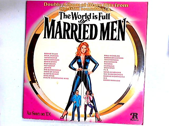 The World Is Full Of Married Men 2 x LP Comp Gat by Various