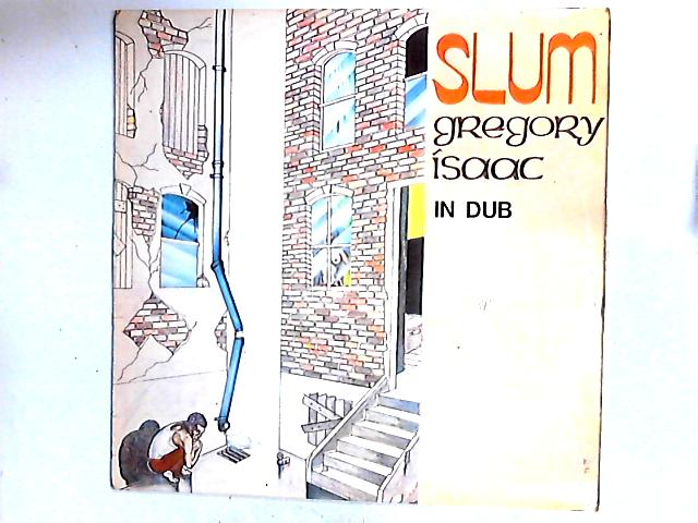 Slum In Dub LP by Gregory Isaacs