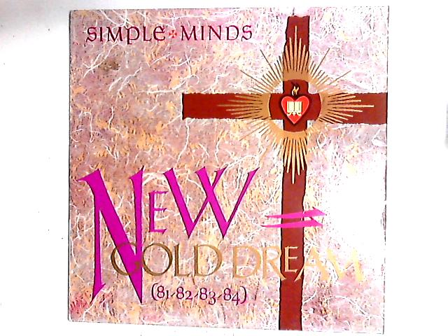 New Gold Dream (81-82-83-84) LP by Simple Minds