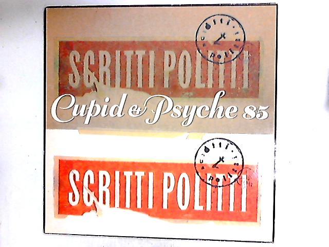 Cupid & Psyche 85 LP by Scritti Politti