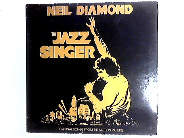 The Jazz Singer (Original Songs From The Motion Picture) LP Gat by Neil Diamond