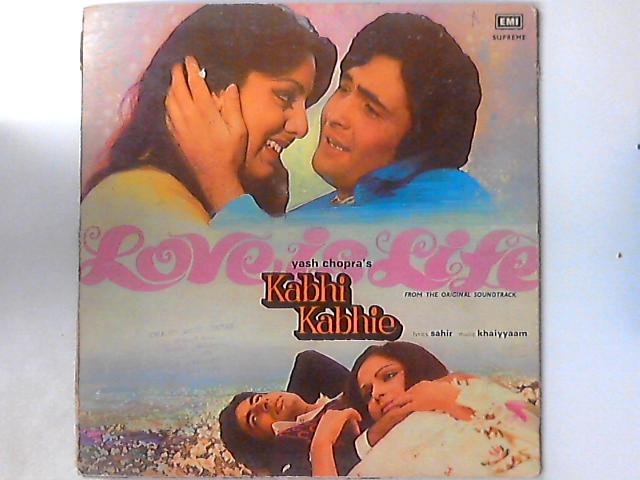 Kabhi Kabhie by Khayyam