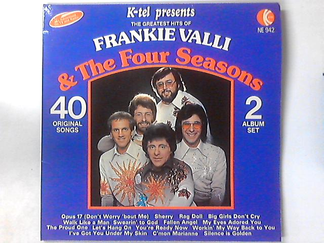 The Greatest Hits by Frankie Valli