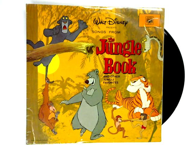 The Jungle Book & Other Jungle Favourites LP by The Jungle V.I.P's