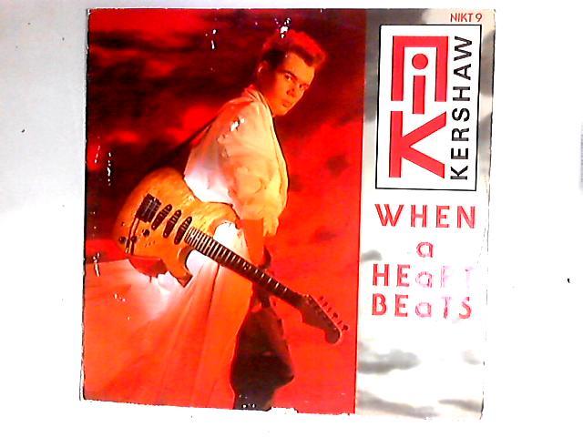 When A Heart Beats 12in By Nik Kershaw