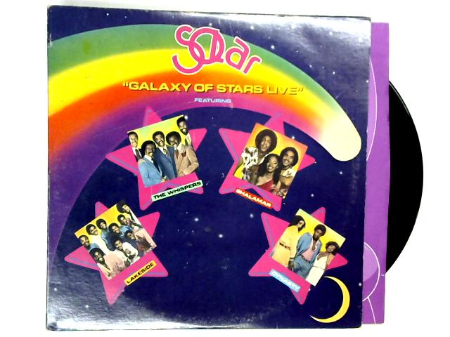 Galaxy Of Stars Live 2xLP By Various