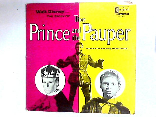 The Prince And The Pauper LP By Unknown Artist